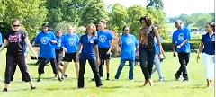 First Lady does the BFF Dance