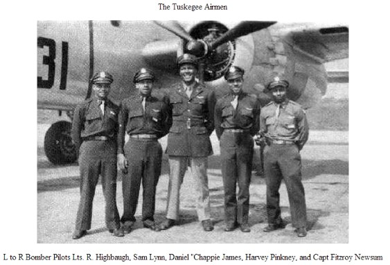 Chappie James at Tuskegee
